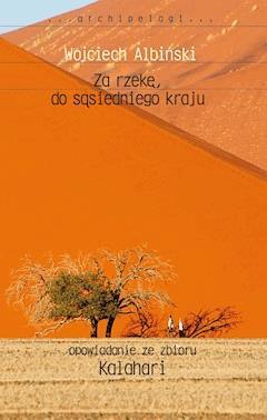 Za rzekę, do sąsiedniego kraju - Wojciech Albiński - ebook