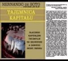 Tajemnica kapitału  - Hernando de Soto - ebook