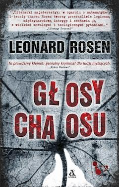 Głosy chaosu - Leonard Rosen - ebook