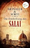 Die Entdeckung des Salaì - Monaldi & Sorti - E-Book
