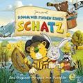 Komm, wir finden einen Schatz - Das Original-Hörspiel zum Kinofilm - Thomas Karallus - Hörbüch