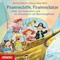 Piratenschiffe, Piratenschätze - Klaus-Peter Wolf - Hörbüch