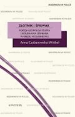 Złotnik i śpiewak - Anna Czabanowska-Wróbel - ebook