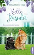 Kalle und Kasimir - Der geheimnisvolle Nachbar - Mirjam Müntefering - E-Book