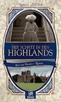 Der Schatz in den Highlands - Rebecca Michéle - E-Book