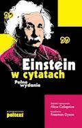 Einstein w cytatach - Alice Calaprice - ebook