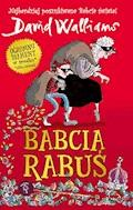 Babcia Rabuś - David Walliams - ebook
