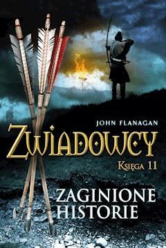 Zaginione historie - John Flanagan - ebook