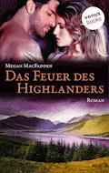 Das Feuer des Highlanders - Megan MacFadden - E-Book