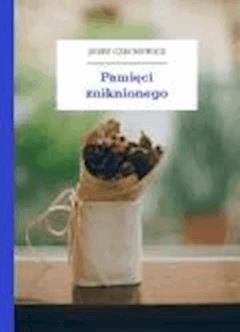 Pamięci zniknionego - Czechowicz, Józef - ebook