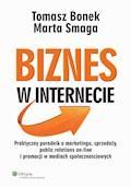 Biznes w internecie - Tomasz Bonek, Marta Smaga - ebook