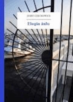 Elegia żalu - Czechowicz, Józef - ebook
