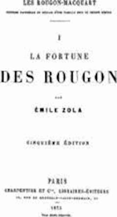 La Fortune des Rougon - Emile Zola - ebook