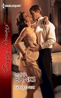 Gorąca noc - Maya Banks - ebook