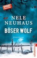Böser Wolf - Nele Neuhaus - E-Book