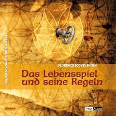 Das Lebensspiel und seine Regeln - Florence Scovel - Hörbüch