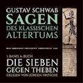 Die Sagen des klassischen Altertums - Gustav Schwab - Hörbüch