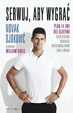 Serwuj, aby wygrać - Novak Djoković - ebook