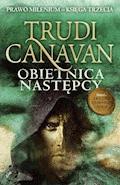 Obietnica Następcy - Trudi Canavan - ebook