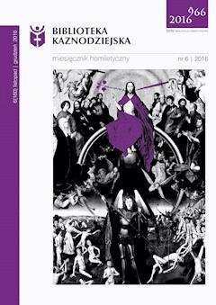Biblioteka Kaznodziejska nr 06/2016 - ebook