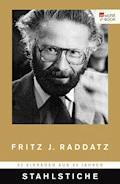 Stahlstiche - Fritz J. Raddatz - E-Book