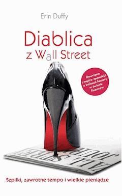 Diablica z Wall Street - Erin Duffy - ebook