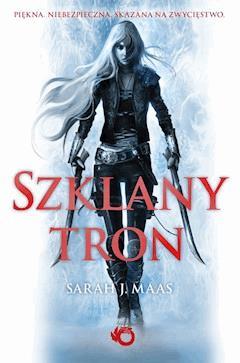 Szklany tron - Sarah J. Maas - ebook