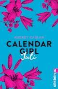 Calendar Girl Juli - Audrey Carlan - E-Book