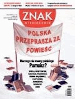 Miesięcznik Znak. Lipiec - sierpień 2012 - Opracowanie zbiorowe - ebook