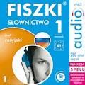 FISZKI audio - j. rosyjski - Słownictwo 1 - Kinga Perczyńska - audiobook