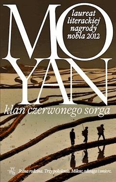 Klan czerwonego sorga - Mo Yan - ebook