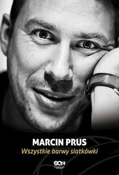 Wszystkie barwy siatkówki - Marcin Prus - ebook