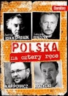 Polska na cztery ręce  - Praca zbiorowa - ebook