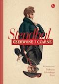 Czerwone i czarne - Stendhal - ebook
