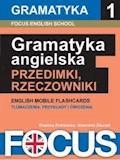 Angielska gramatyka zestaw 1: przedimki i rzeczowniki - Focus English School - ebook