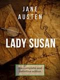 Lady Susan : The Jane Austen's undiscovered masterpiece - Jane Austen - E-Book