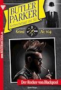 Butler Parker 104 - Kriminalroman - Günter Dönges - E-Book
