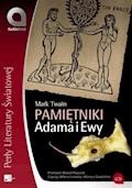 Pamiętniki Adama i Ewy - Mark Twain - audiobook