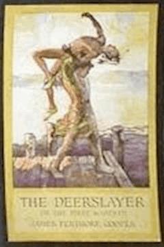 Le Tueur de Daims - James Fenimore Cooper - ebook