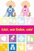 Schlaf, mein Kindlein, schlaf - Alina Lindholm - E-Book