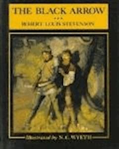 The Black Arrow - Robert Louis Stevenson - ebook