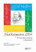 Shakespeare 2014. W 450. rocznicę urodzin - Krystyna Kujawińska-Courtney, Monika Sosnowska - ebook