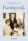 Pamiętnik - Janusz Korczak - ebook