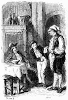 Les pérégrinations escapades et aventures de Claude La Ramée et de son cousin Labiche - Eugène Nyon - ebook