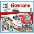 WAS IST WAS Junior Hörspiel: Eisenbahn - Butz Buse - Hörbüch