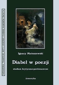 Diabeł w poezji - Ignacy Matuszewski - ebook