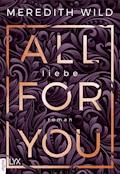 All for You - Liebe - Meredith Wild - E-Book