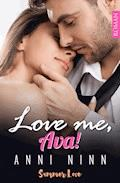 Love me, Ava! - Anni Ninn - E-Book