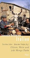 Lesereise Kulinarium Italien - E-Book