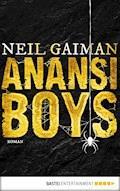 Anansi Boys - Neil Gaiman - E-Book